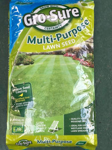 Gro-Sure Multi Purpose Lawn Seed