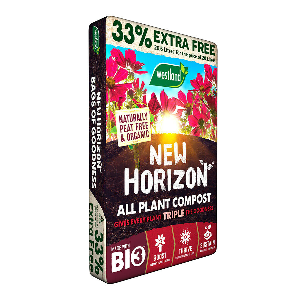 Westland New Horizon All Purpose Compost - 26ltr