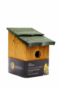 Snoozy Bird Nest Box - 32mm Entrance