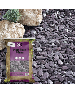 Plum Slate 40mm - Handy Bag - 20Kg