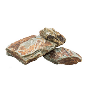 Rustic Slate Rockery Stone - Single