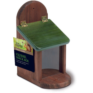 Squirrel Snack Box