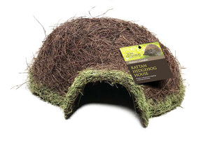 Rattan Hedgehog House
