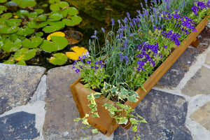 Sutton Trough Planter -- (FSC)