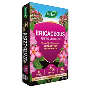 Westland Ericaceous Planting & Potting Mix - 25ltr