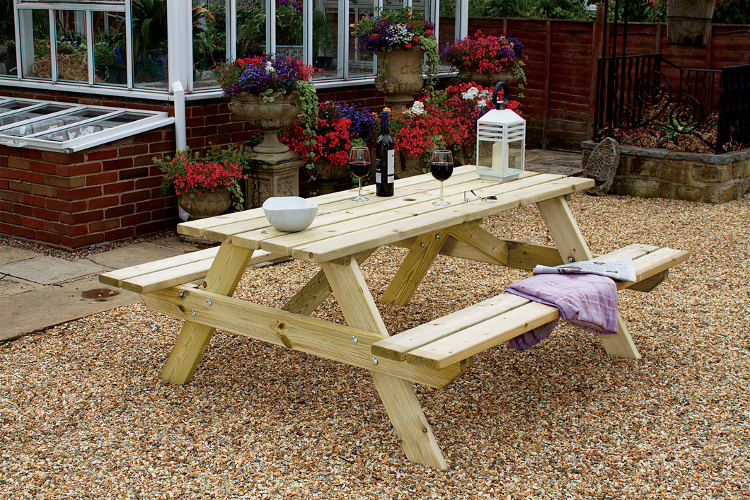Woodshaw Appleton Picnic Bench