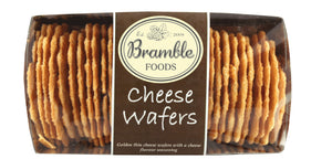Bramble Cheese Wafers 120g