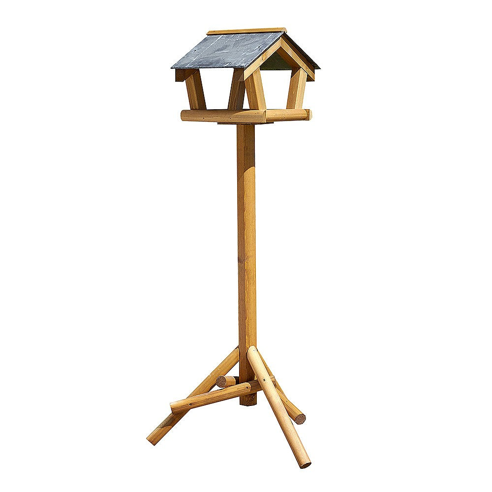 Bretton - Slate Roofed Bird Table
