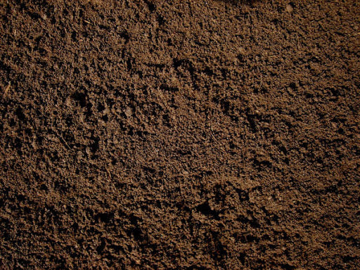 Premium double screened top soil