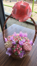 Load image into Gallery viewer, Luxury Cupcake Bouquet or Basket