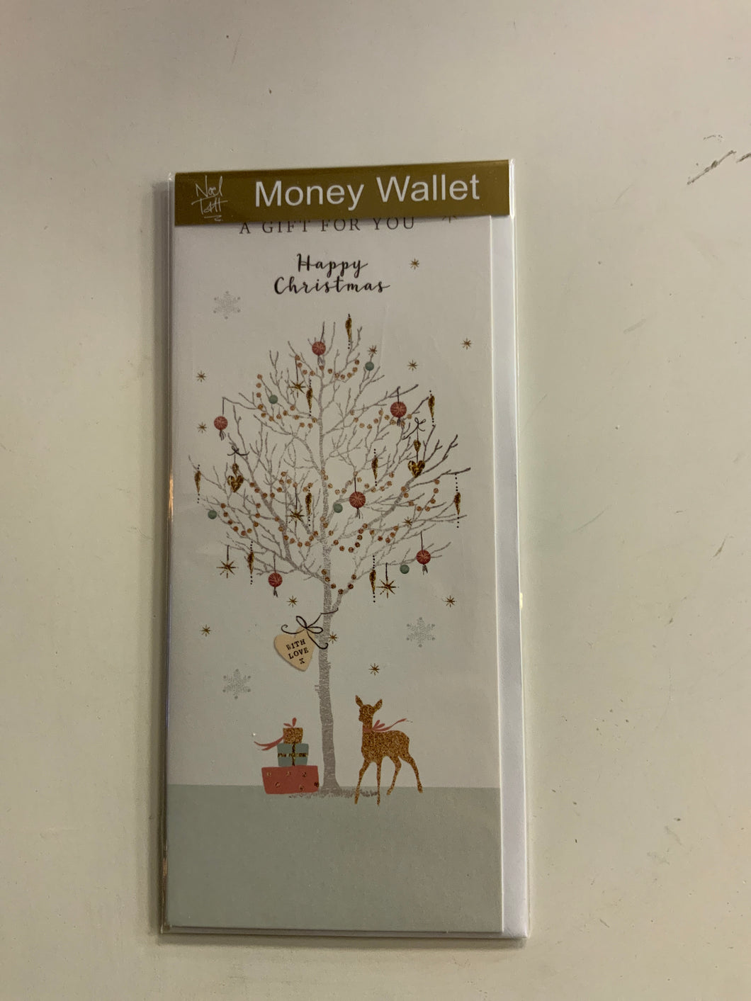 Noel Tatt money wallet
