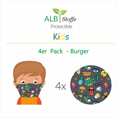ProtectMe Kids *4er Pack* Burger