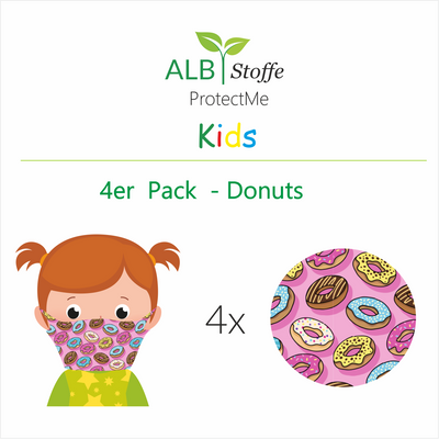 ProtectMe Kids *4er Pack* Donuts