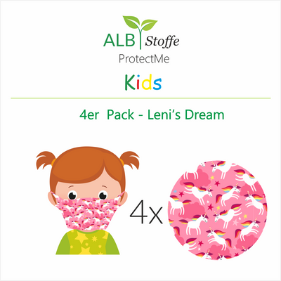 ProtectMe Kids *4er Pack* Leni's Dream