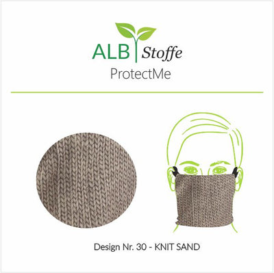 ProtectMe - 30 KNIT PRINT SAND