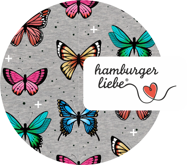 ProtectMe - Hamburger Liebe - Butterfly