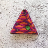 Triangle Coin Purses