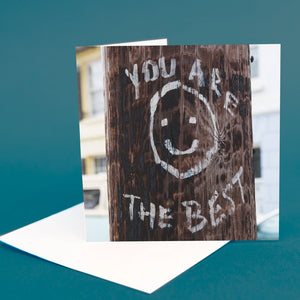 "Art Card ""You Are The Best"""