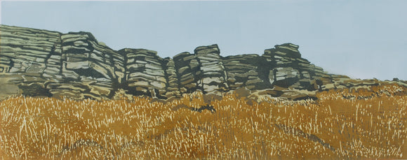 Stanage Popular End -  Art Print