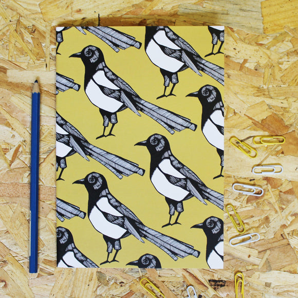 Magpie A5 Notebook