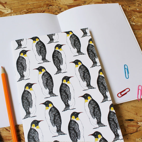 Penguin A5 Notebook