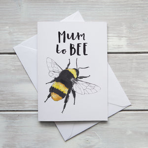 Mum to Bee Card