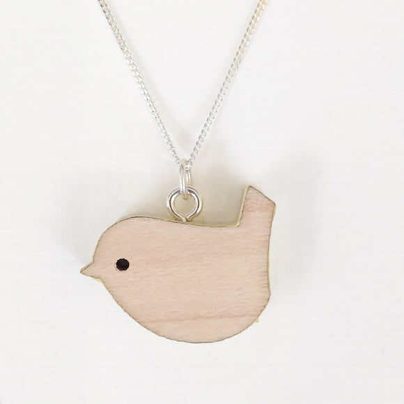 Mini Bird Necklace