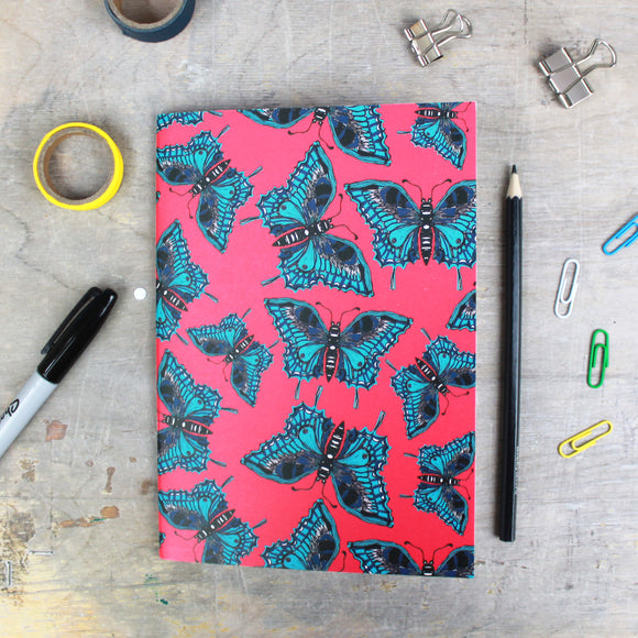 Butterfly A5 Notebook