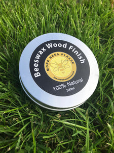 Beeswax Wood Finish
