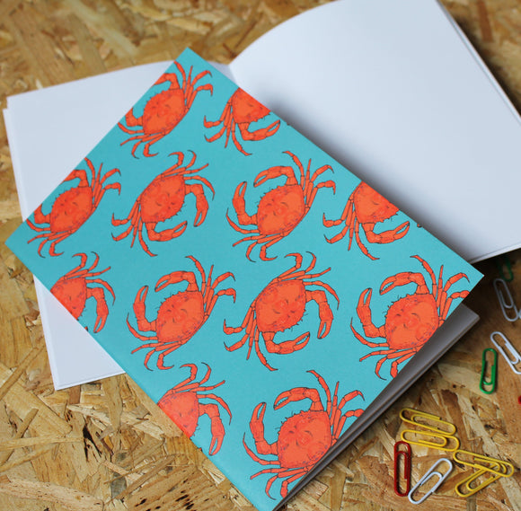 Crab A5 Notebook