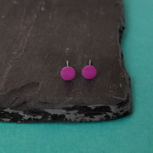 Enamel mini studs