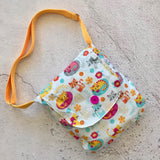Cats Reversible Shoulder Bag