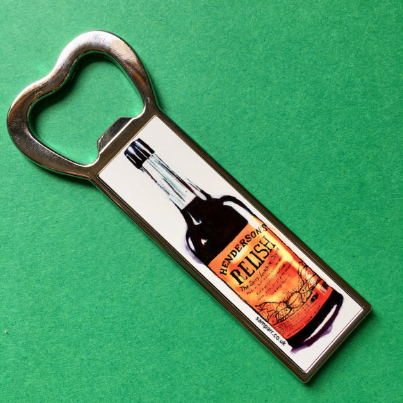Hendos Magnetic Bottle Opener
