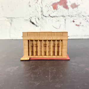 Tiny Building - Sheffield City Hall