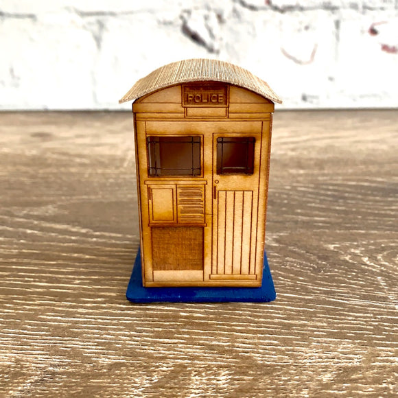 Tiny Building - Sheffield Police Box
