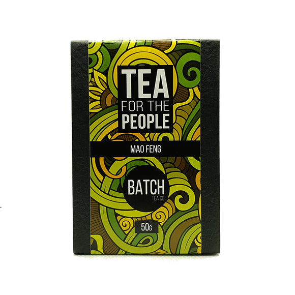 Batch Tea Co Mao Feng Green Tea