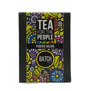 Batch Tea Co Phoenix Mountain Oolong Tea
