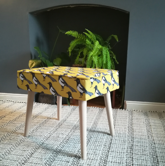 Footstool - made to order