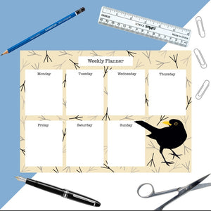 Blackbird Weekly Planner