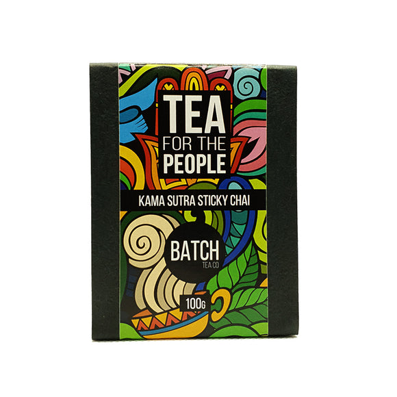 Batch Tea Co Kama Sutra Sticky Chai