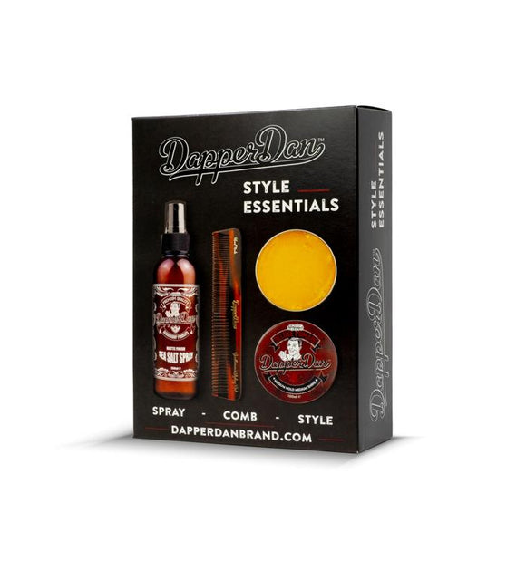 Dapper Dan 'Style Essentials' Gift Set