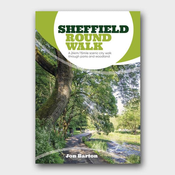 Sheffield Round Walk: A 24km/15mile scenic city walk through parks and woodland