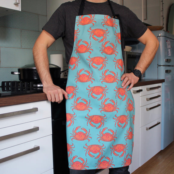 Crab Cooking Apron