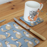 Fox Placemat Set of 4