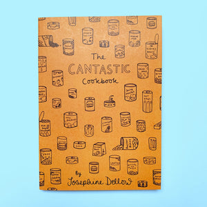 The Cantastic Cookbook Zine