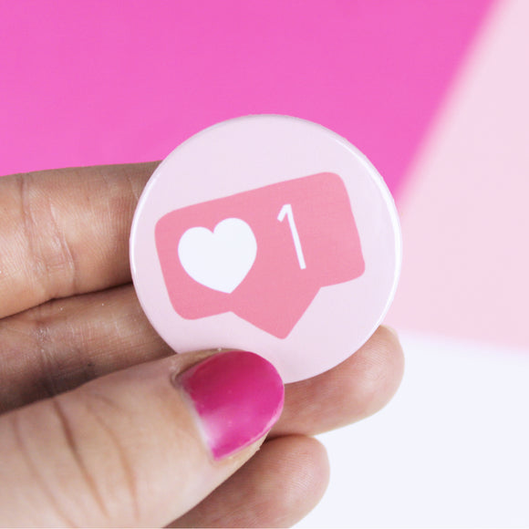 Insta Love - Badge