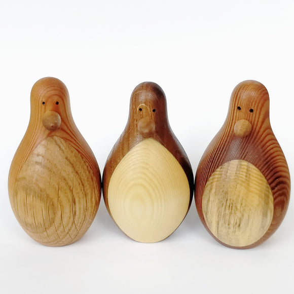 Wooden Penguin