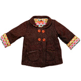 Age 4 Kids Tweed Coat