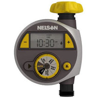 Nelson® Single Outlet Electronic Timer