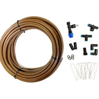 Emitter Tubing Drip Irrigation Kit